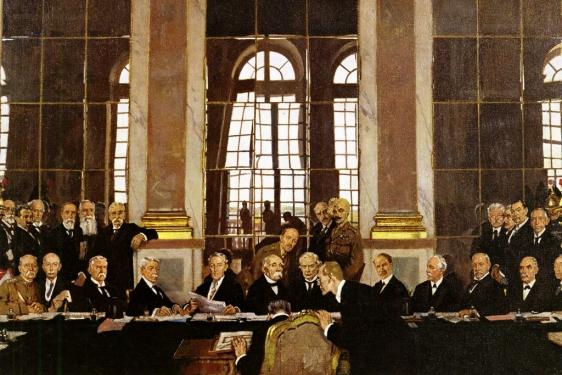 CONSTITUCION WEB Tratado De Versalles 1919 Texto En
