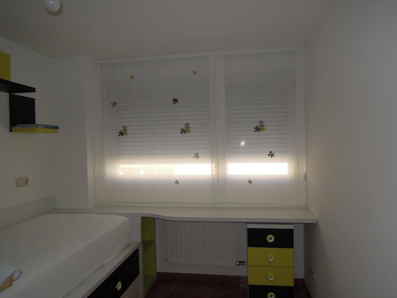 Fotos de cortinas dormitorio juvenil 2012 - Estores paqueto leroy merlin ...