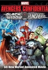 Marvel Avengers Confidential: Black Widow and Punisher (2014) [Latino]