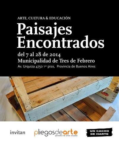 PAISAJES ENCONTRADOS
