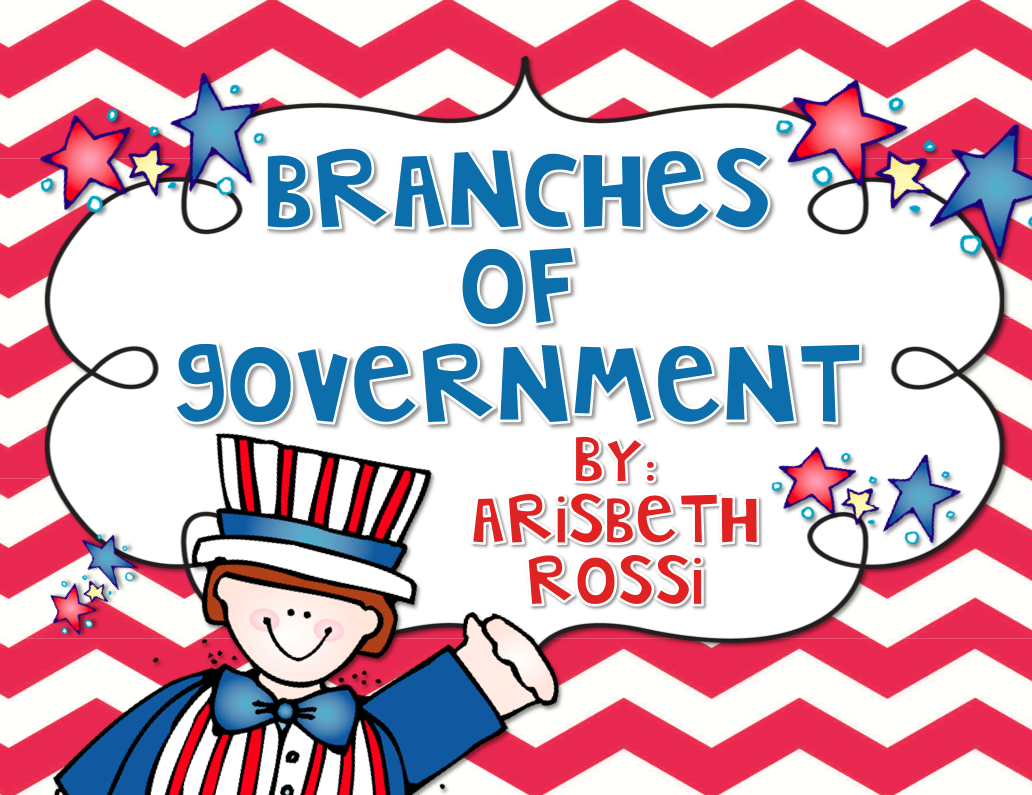 3 Branches of Government Unit, sailing into second, u.s. government lessons, social studies