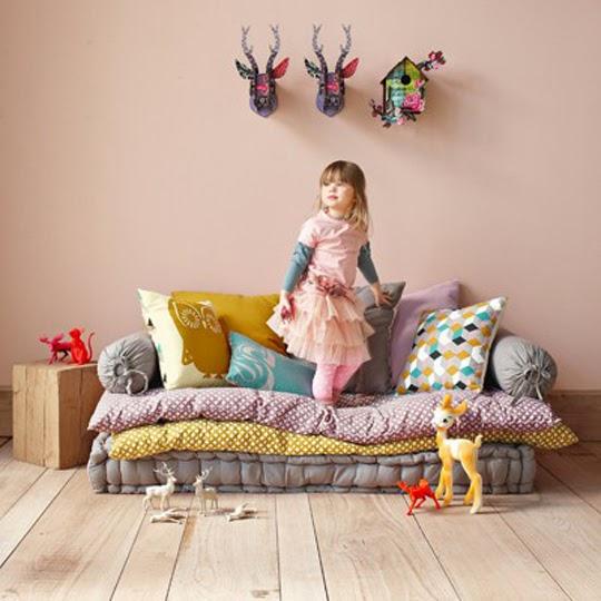 Materac W Pokoju Dziecka Fotobloog Wnętrza Design