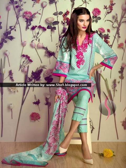 Ethnic by Outfitters Festive 2015 Collection