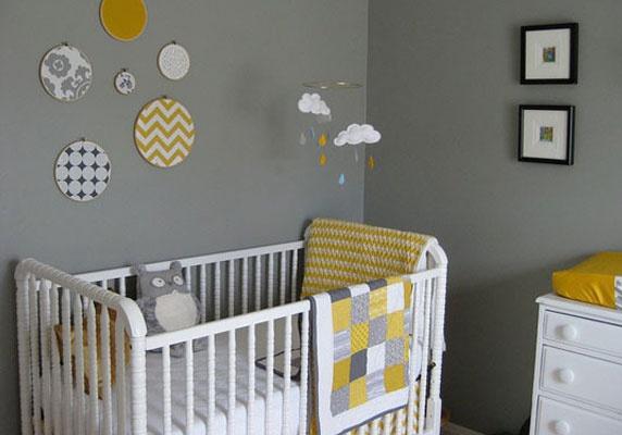 Deco Chambre Bleu Pastel :   personnaliser son intérieur Une chambre de bébé trop parfaite