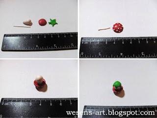 ToadstoolHairClip  02-05     wesens-art.blogspot.com