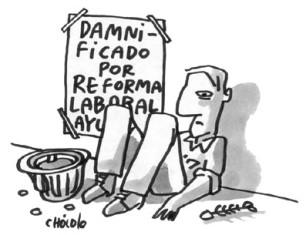 ¡No a La Reforma Laboral del PRI_PAN atenta contra los Derechos Sociales!