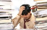Stres;Penyebab Sariawan