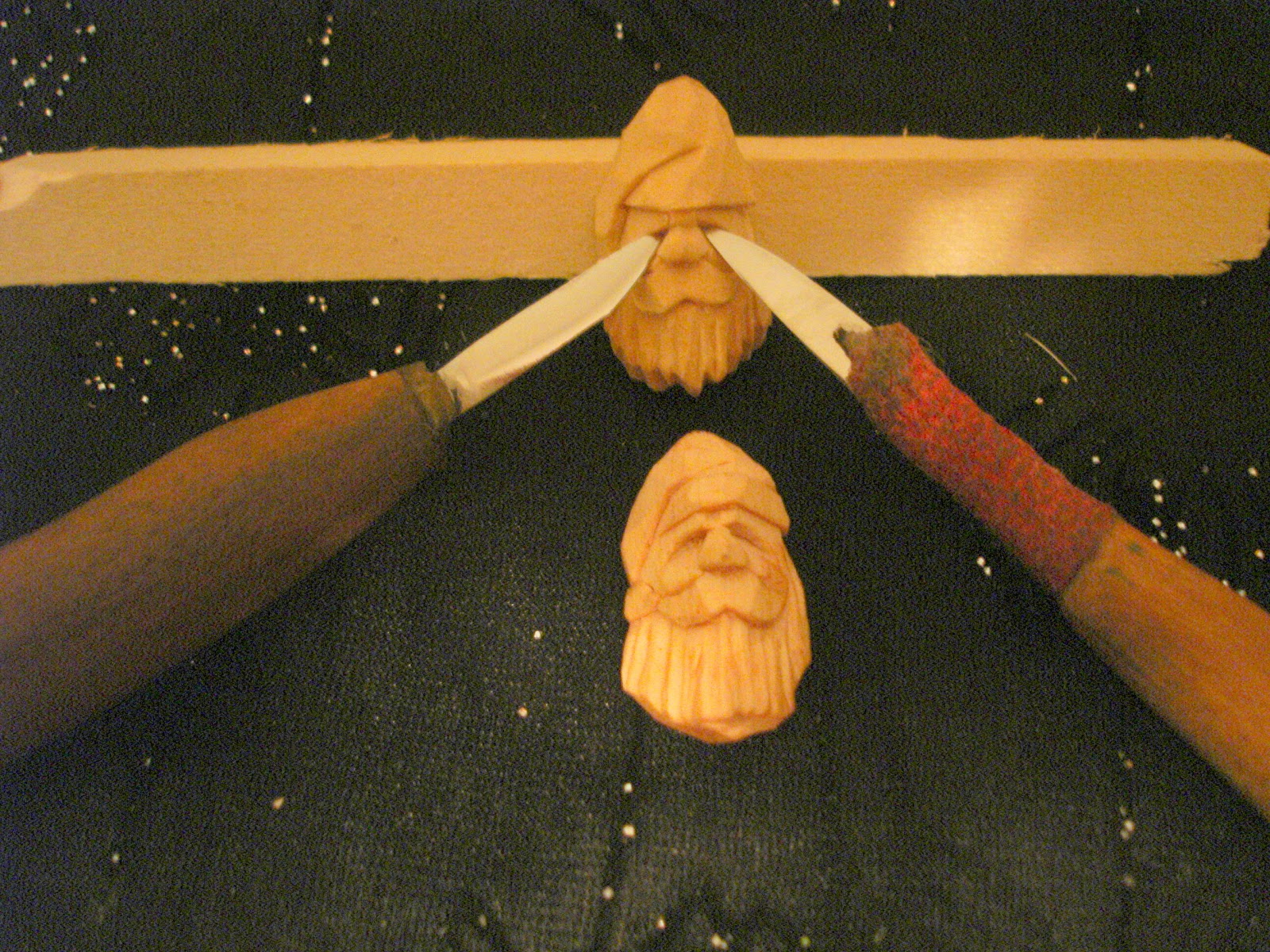 Beginners Carving Corner and Beyond: TIP - For Whittling/Carving the ...
