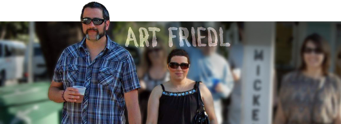 Art Friedl Paintings