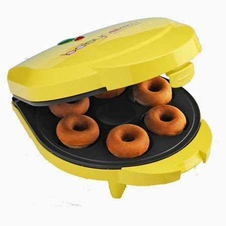 bella mini donut maker instructions