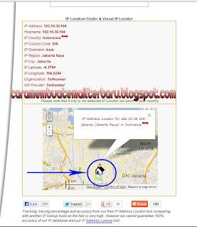Cara Mengetahui Tempat tinggal Atau Lokasi Pengirim Email Via Gmail