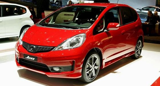 Mobil Honda Jazz Harga dan Modifikasi Terbaru 2014