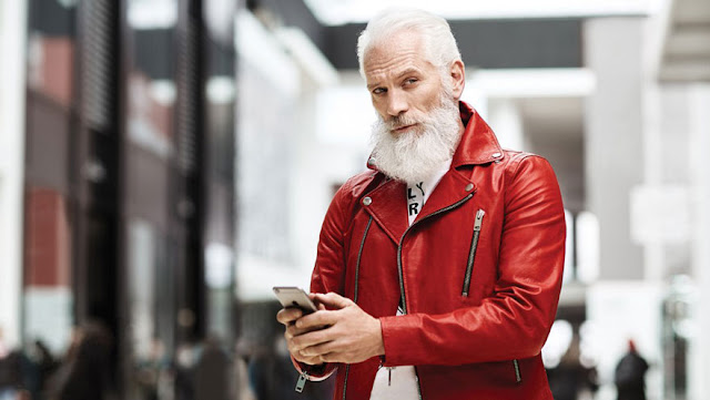 Paul Mason Santa Claus