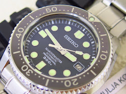 SEIKO DIVER NEW MARINE MASTER 300M - SEIKO SBDX017 - AUTOMATIC 8L35 - GOOD CONDITION