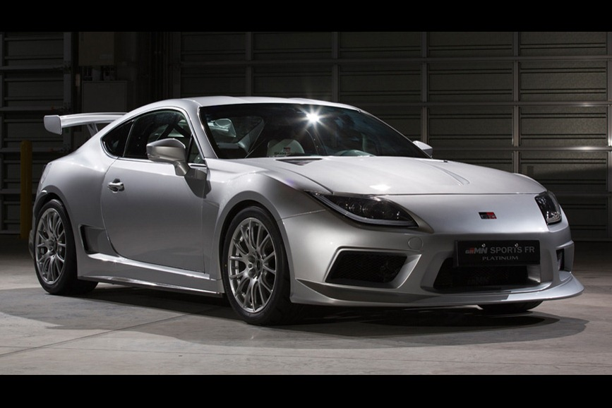 All Cars Nz 2013 Toyota 86 Scion Fr S Sport Concept