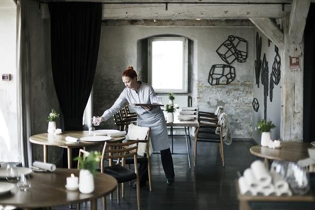 Denmark, dining room, interior, Danish, Noma, restaurant