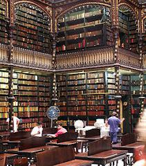 BIBLIOTECA GABINETE PORTUGUÉS DE LECTURA