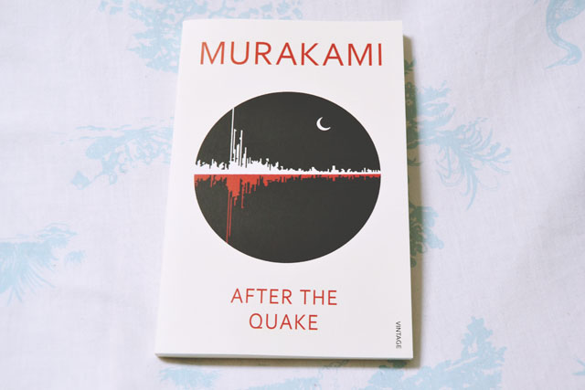 after the quake murakami essay After the quake: book summary and reviews of after the quake by haruki murakami.