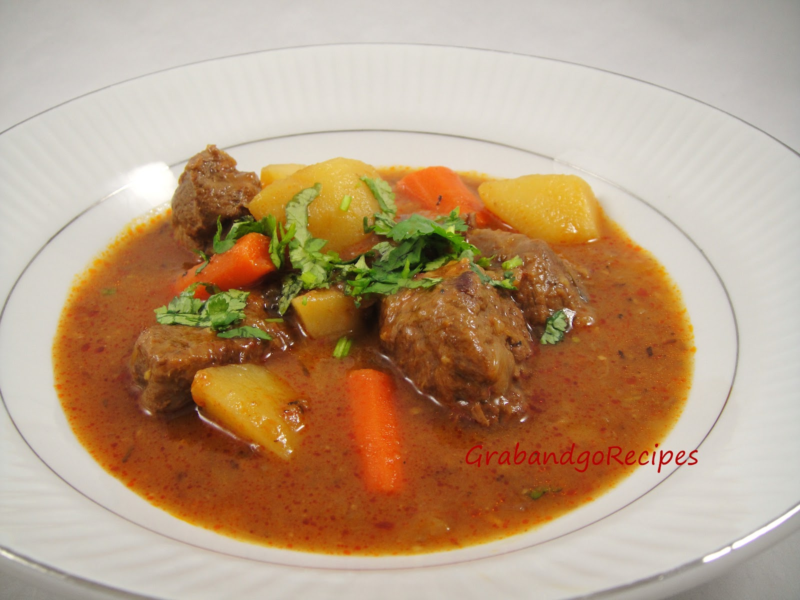 Beef Stew-Classic Winter Comfort Food