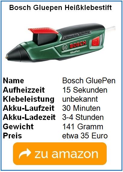 Bosch GluePen Test kaufen Vergleich