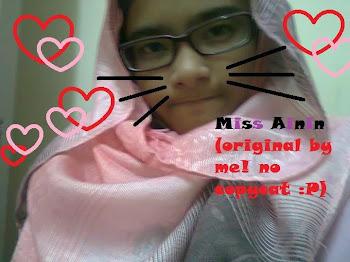 ainin sofya  (real sister )