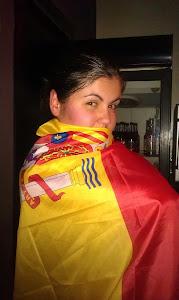 Sonia Señaris Lamas, mi sobrina.