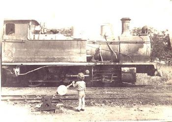 Sitio anexo al Club del Tren Rosario