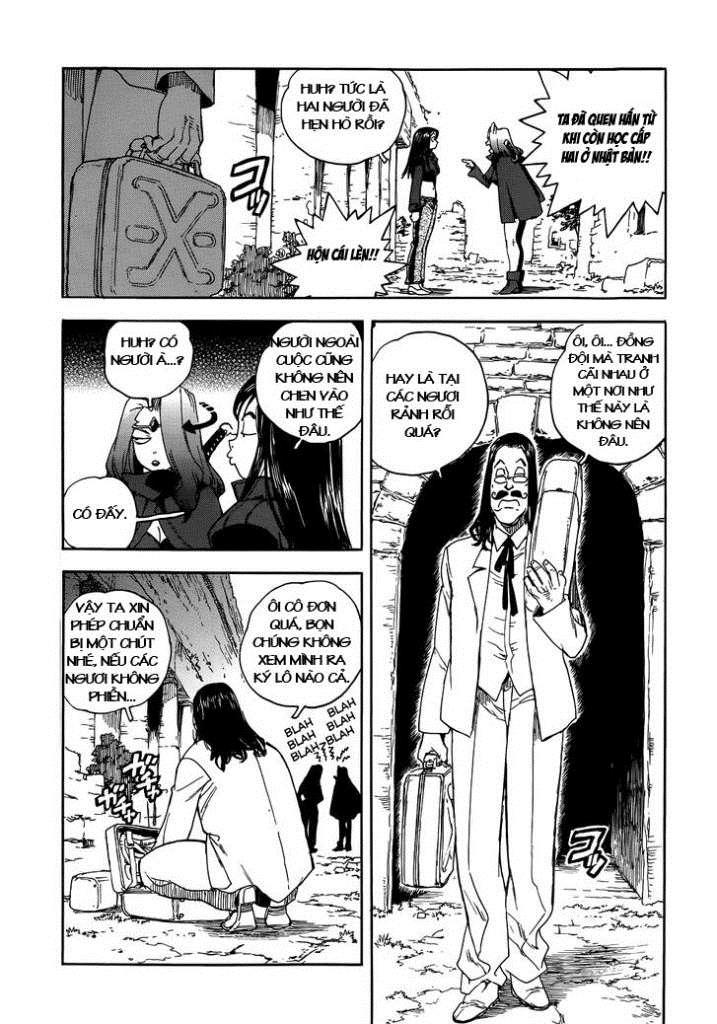 Aiki chap 92 - Trang 20