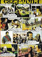 bd benzi desenate revista cutezatorii cuza voda valentin tanase comics desen romania