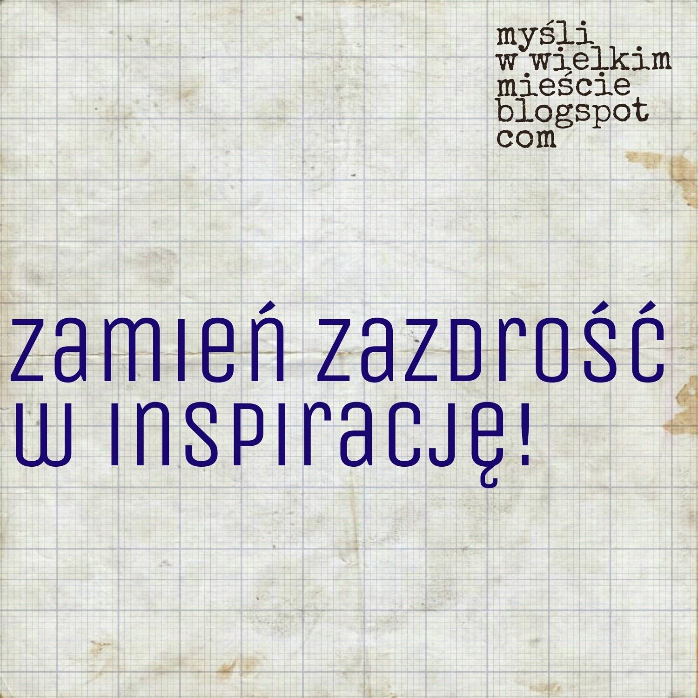 Zazdrość inspiracja