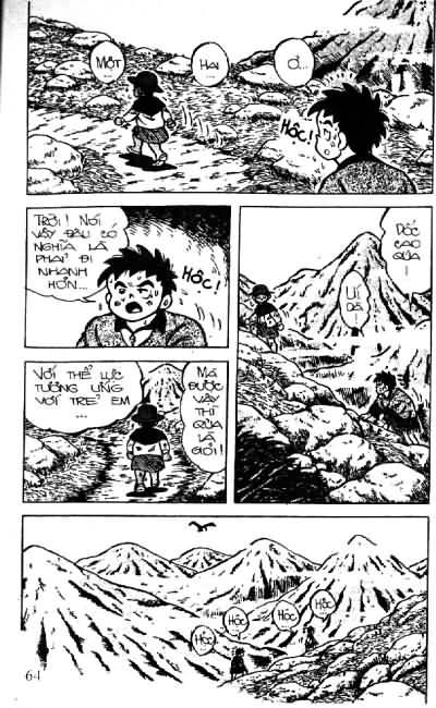 Jindodinho - Đường Dẫn Đến Khung Thành III Tập 26 page 64 Congtruyen24h