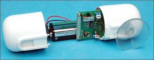4-minute-shower-timer-circuits-diagrams