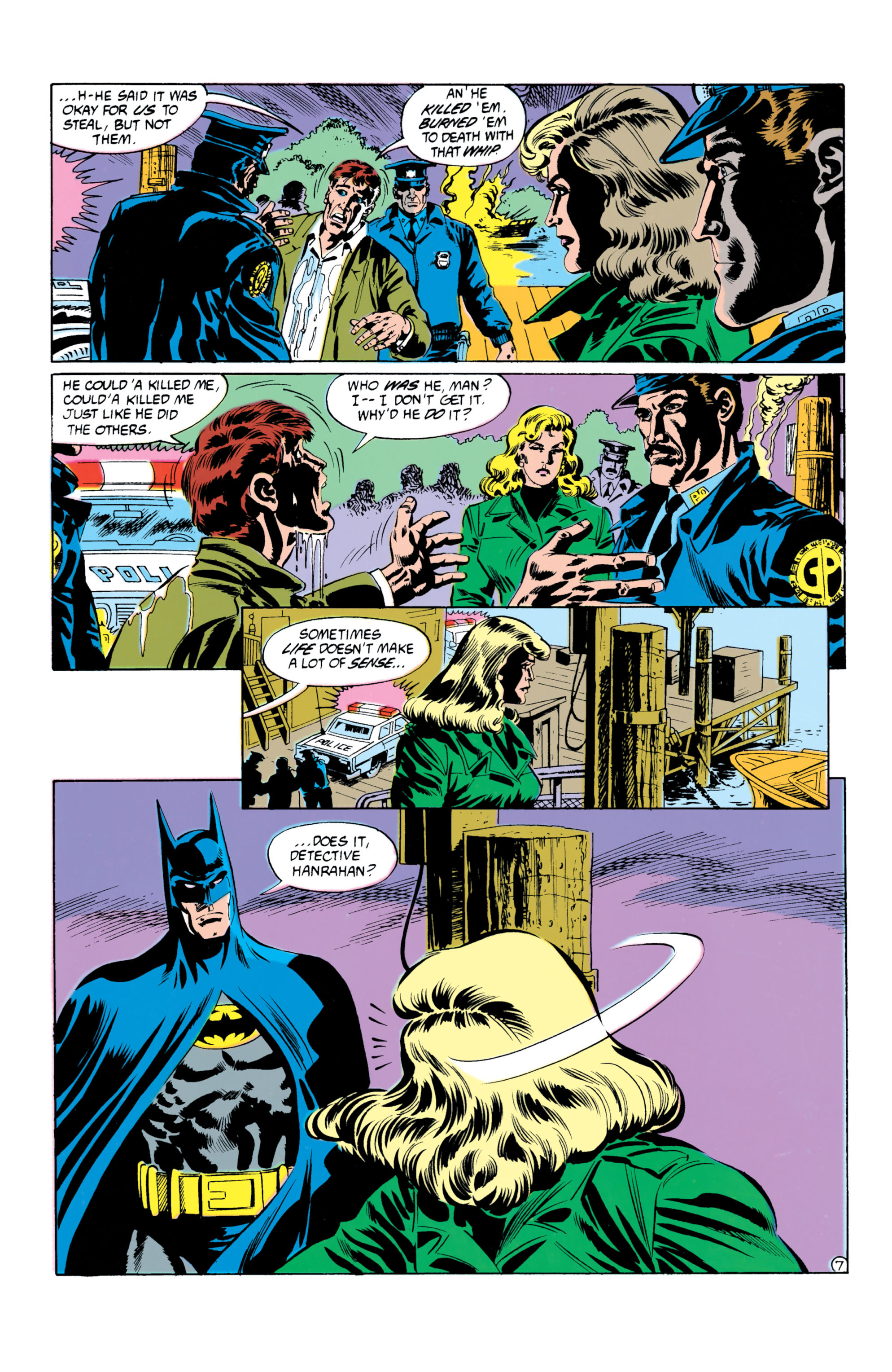 Detective Comics (1937) Issue #626 Page 8
