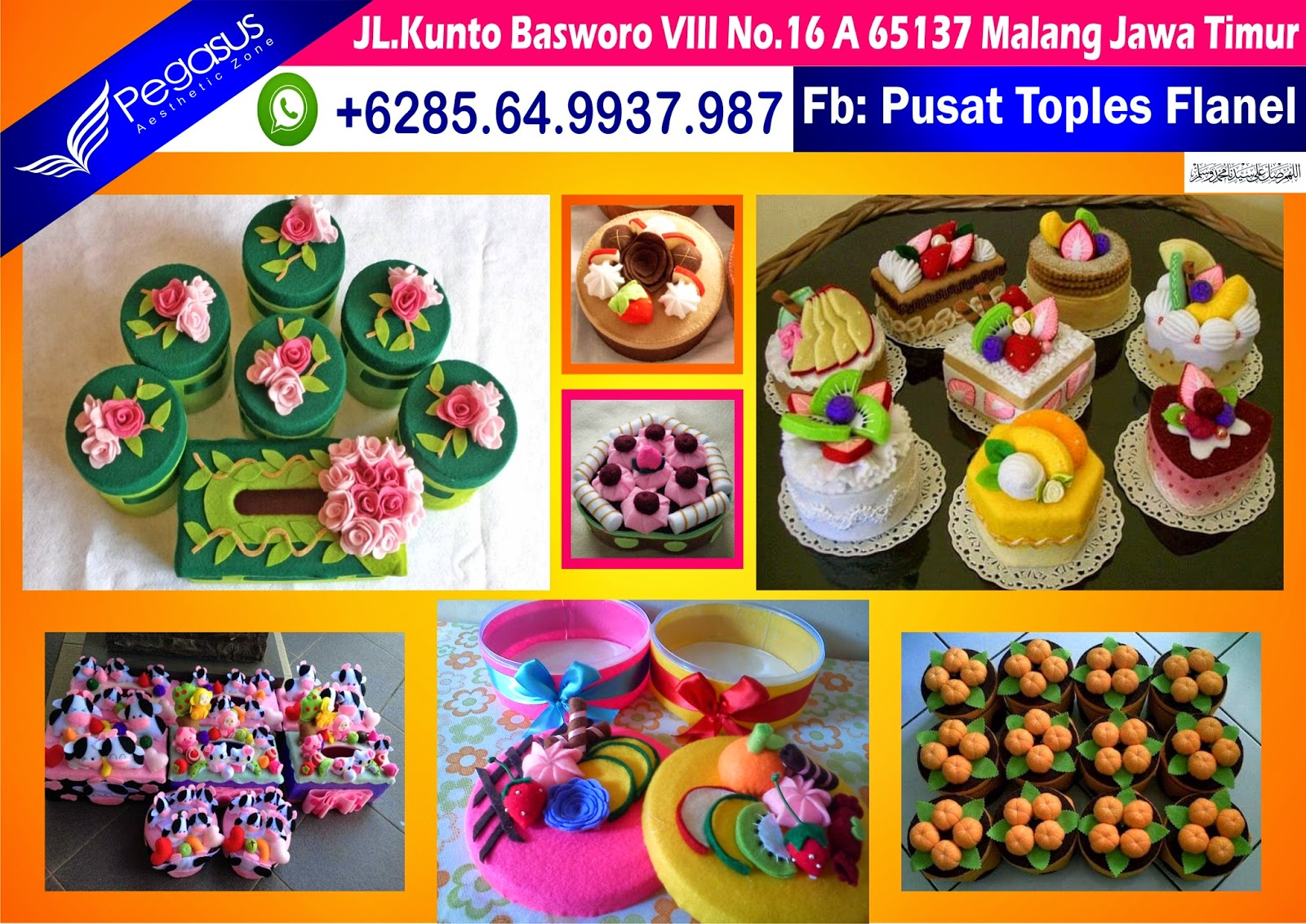 Jual Handicraft Murah, Flannel, Model Toples, +6285.64.993.7987