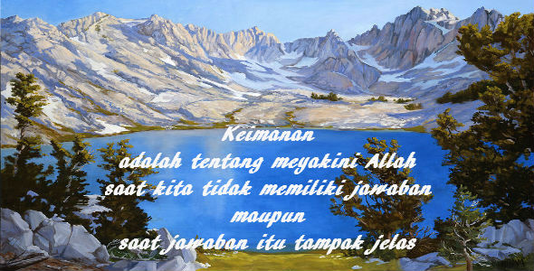 kata kata bijak islami tentang kehidupan