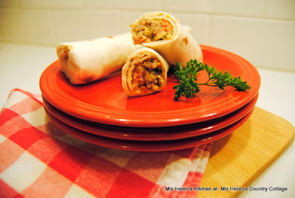 Tex Mex Buritto