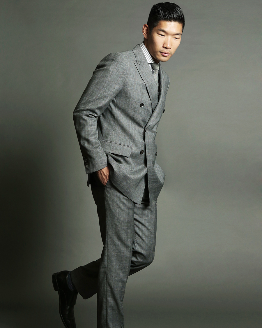 Levitate Style - The Tailory NY Look Book, Leo Chan