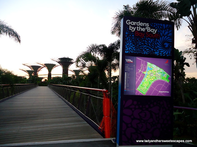 Singapore's Garden By the bay South