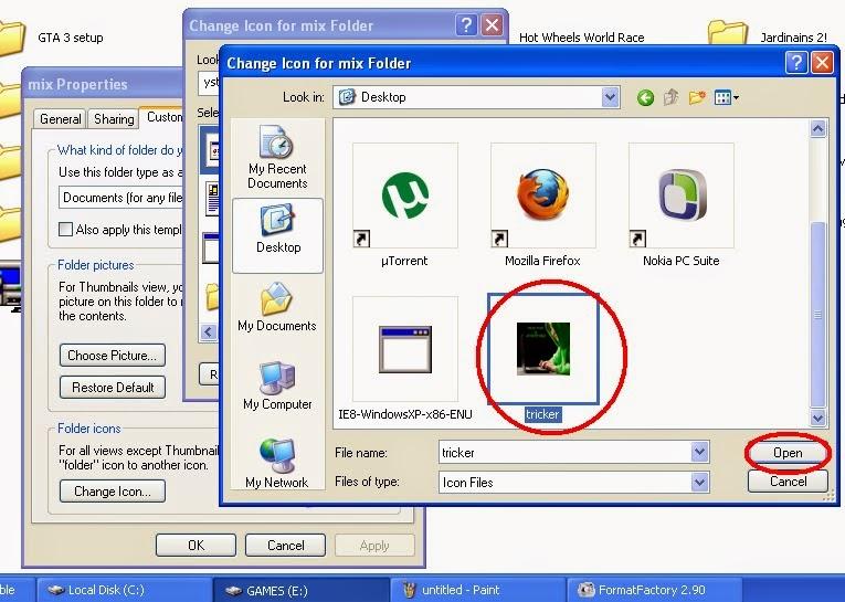 How To Make Own Folder Icon