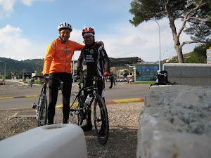 Sa ruta 200KM. 2011,dissabte día 10/12.