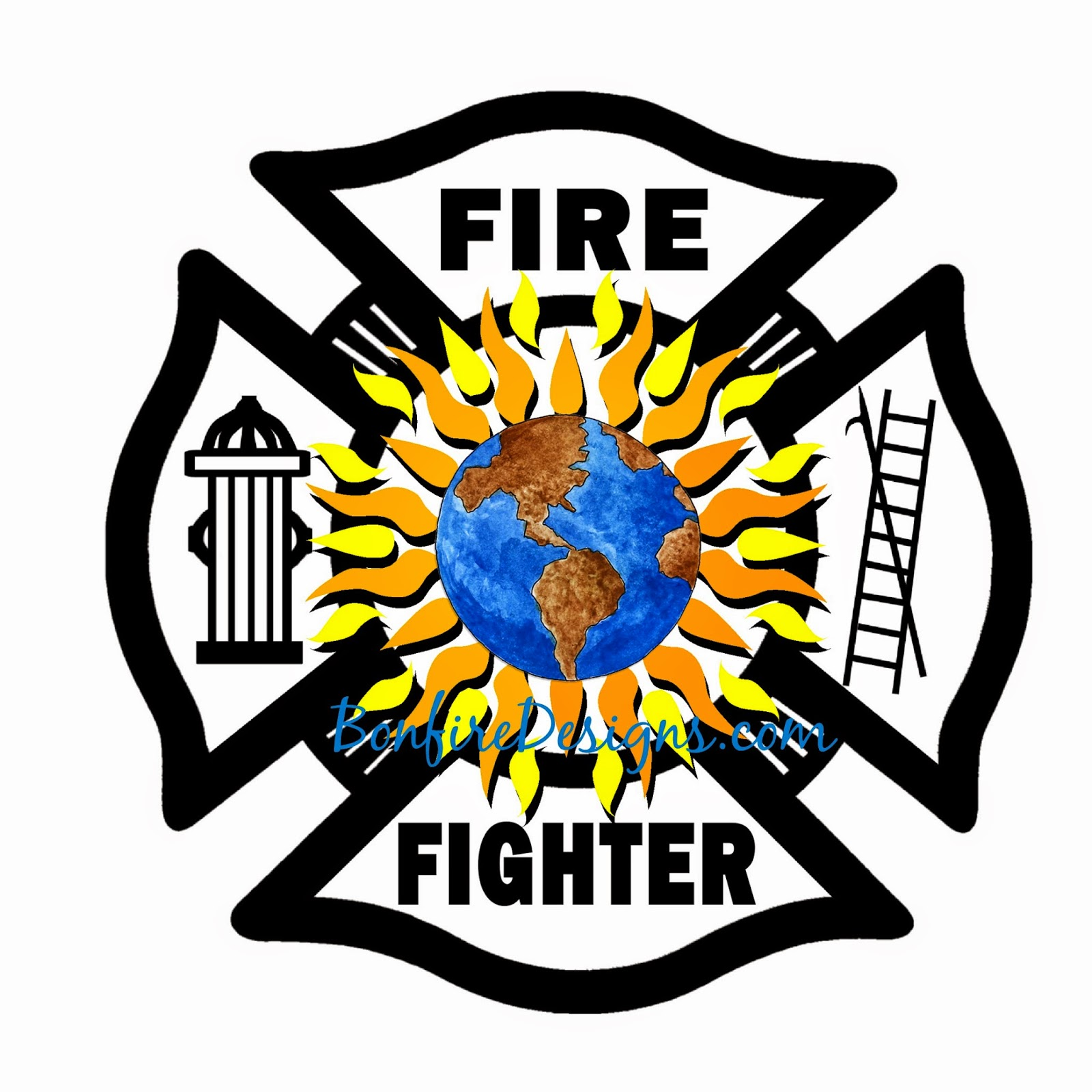 Firefighter Energy Logo