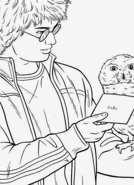 jogos para crianças de pintar harry potter rony e hermione