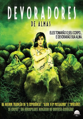 Devoradores de Almas - DVDRip Dual Áudio