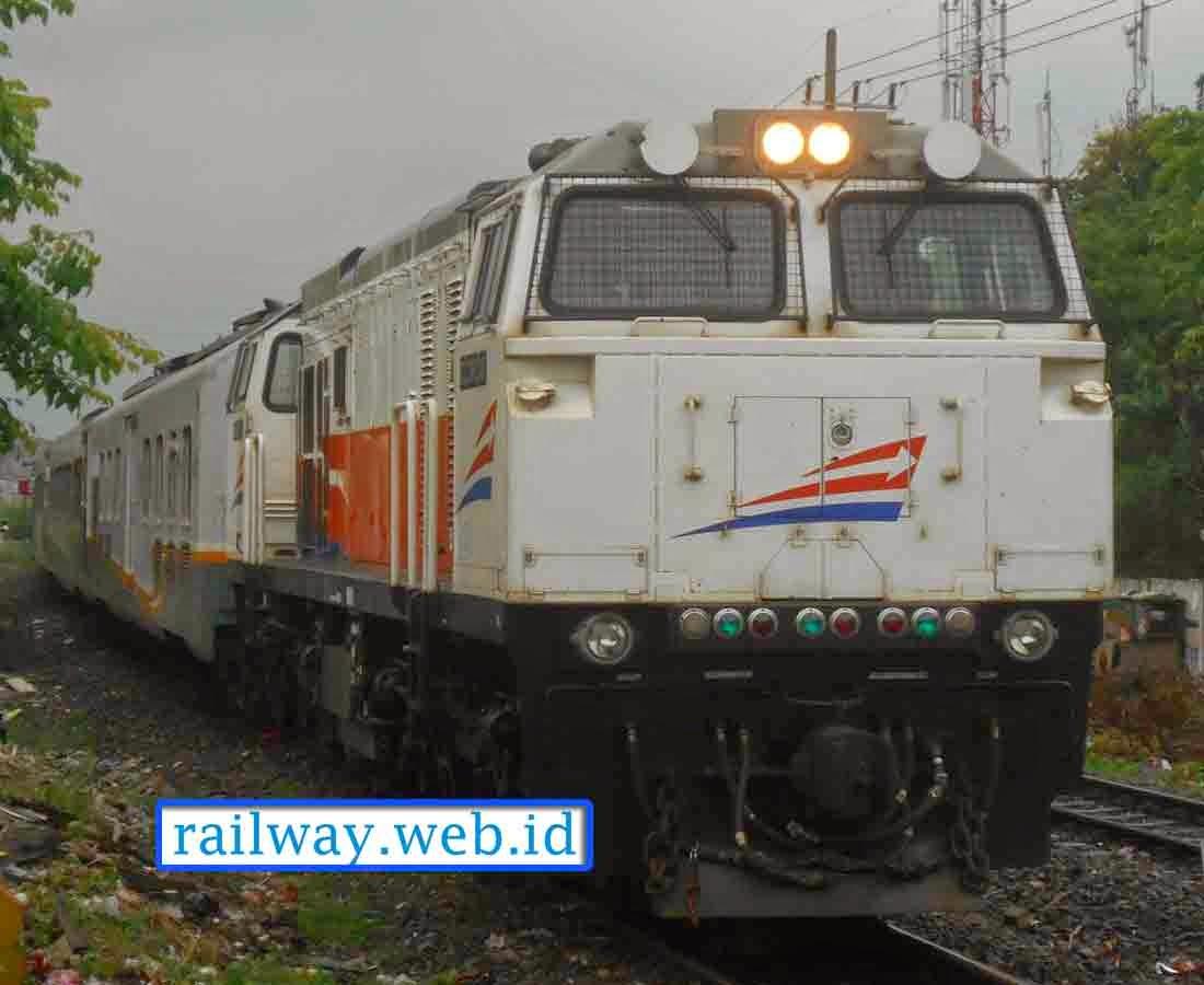 Jadwal Kereta Api Purwojaya