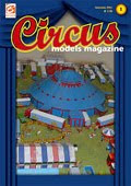 NEW! CIRCUS MODELS MAGAZINE
