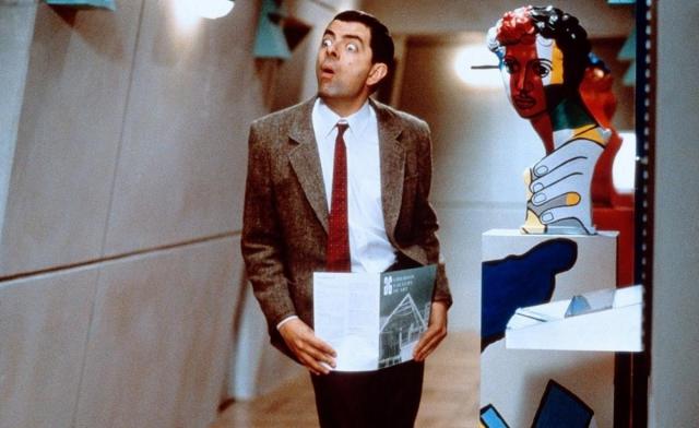 Hình ảnh phim Mr Bean The Ultimate Disaster Movie