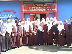 Pelatihan TIK Guru SD Al Azhar 2 Bandar Lampung