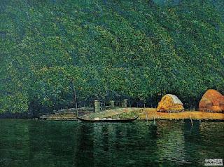 Paisajismo Oriental Pintura Ingeniosa y Original