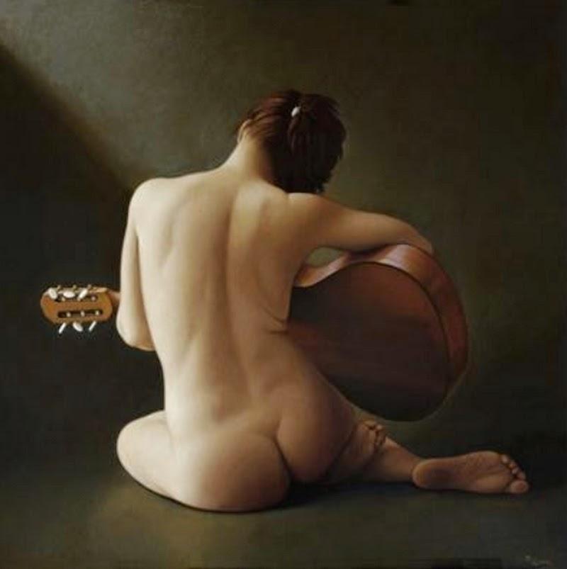 D.W.C. Nu... - Painter Vittorio Polidori