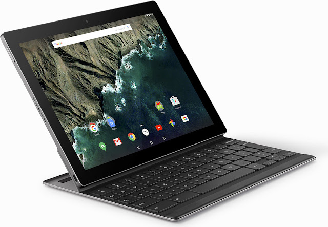 Pixel C, the first Android tablet made by Google